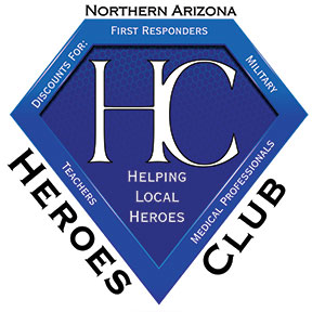 Northern Arizona Heroes Club